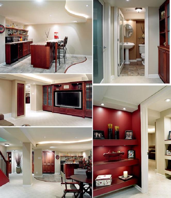 Home Design Basement Ideas: 18 Ideas Para Decoración Del Sótano