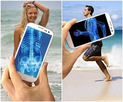 aplikasi human x-ray scanner