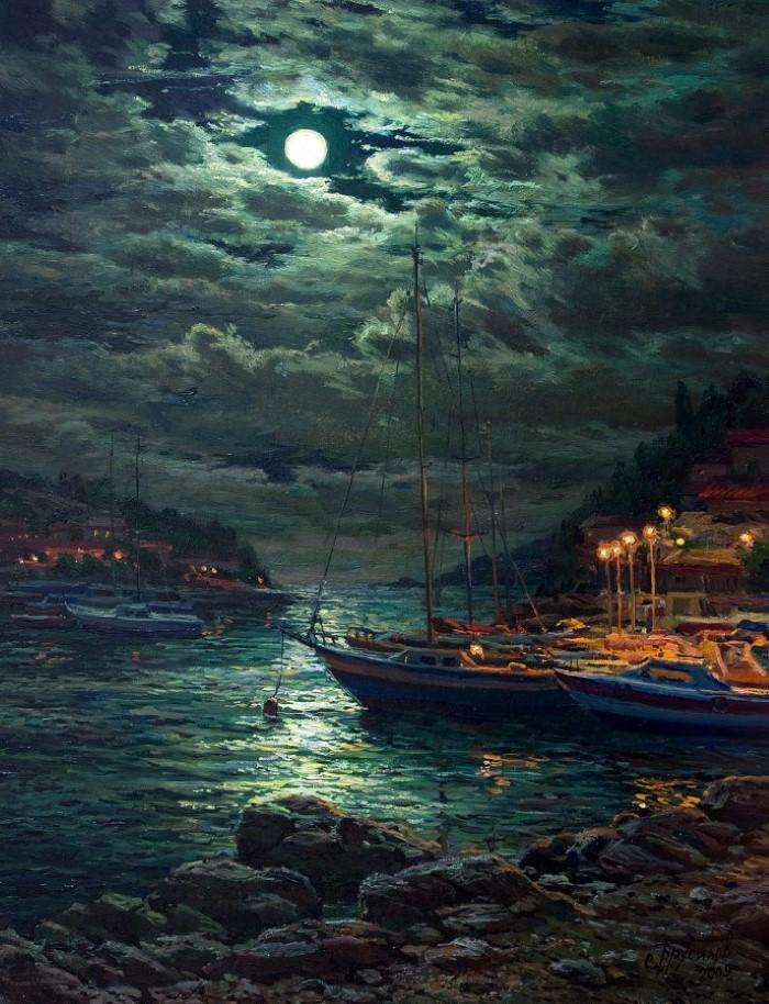 Традиции морского искусства. Marek Ruzyk
