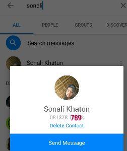 Facebook se ladkiyon ka phone number kaise pata kare