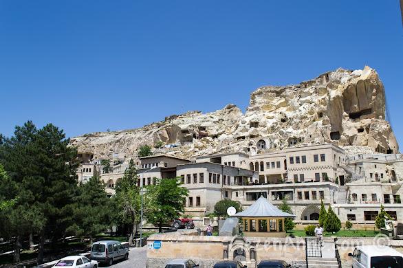 Ürgüp ve Kapadokya'nın taş ev ve konakları
