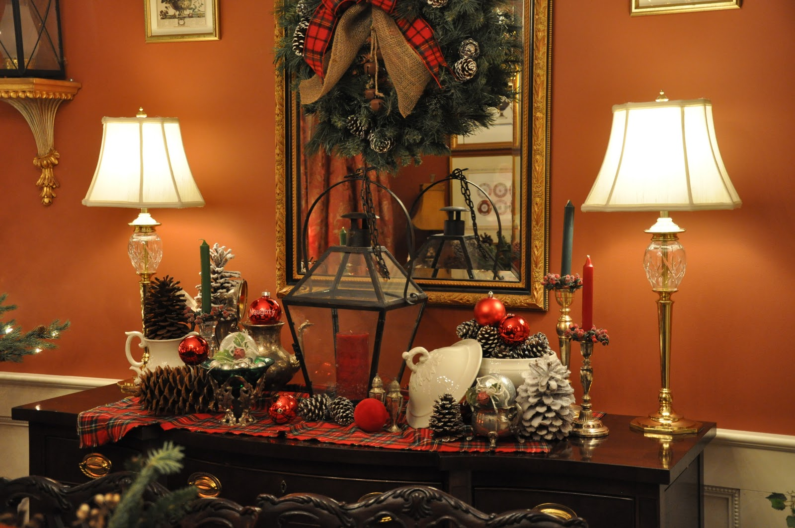 christmas home decor blogs serendipity refined more holidays 10573