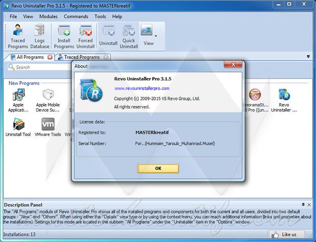 Download Revo Uninstaller Pro v3 with Crack Full Version ...
