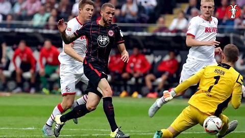 Nhận định trước giờ bóng lăn Eintracht Frankfurt vs Koln