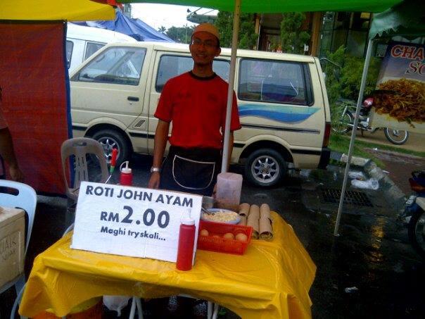 Sunnatullah Jual Roti John