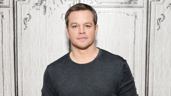 Matt Damon climbs up Forbes' Hollywood rich list