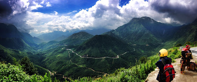 the heaven gate in Sapa