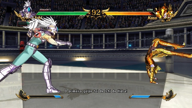 Download Saint Seiya Soldiers Soul PC Gameplay