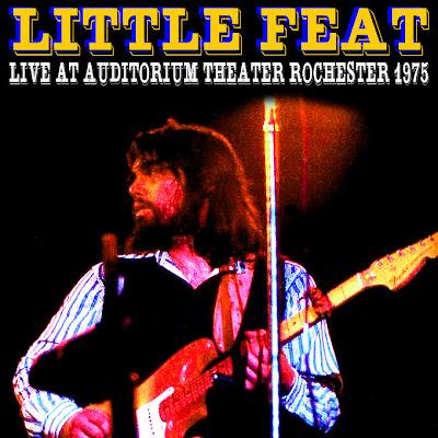 T U B E Little Feat 1975 10 18 Rochester Ny Sbd Flac