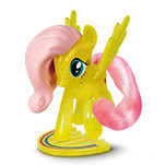 MLP Happy Meal Toy Fluttershy Figure by McDonald