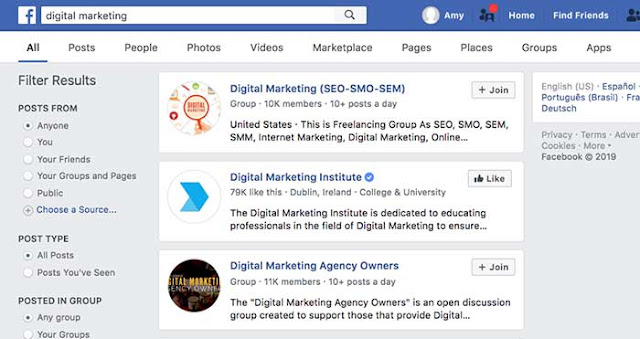 Facebook groups: 13 Best LinkedIn Alternatives to Grow more and Do More: eAskme