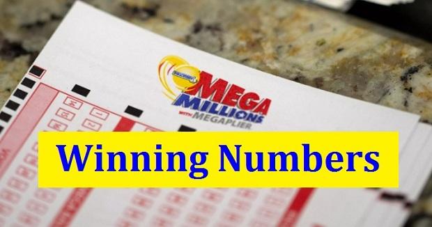 Mega Million Winning Numbers