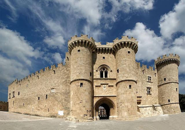 Palácio do Grão Mestre dos Cavaleiros, Rodes