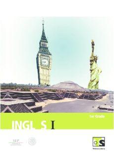 Libro de TelesecundariaLengua Extrangera InglésIPrimer grado2016-2017