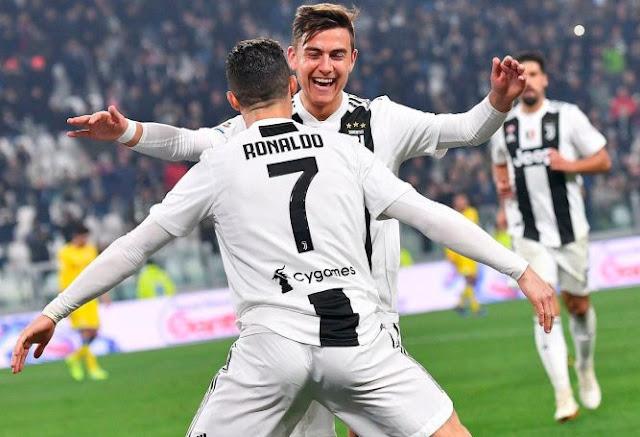 Juventus Vs Frosione
