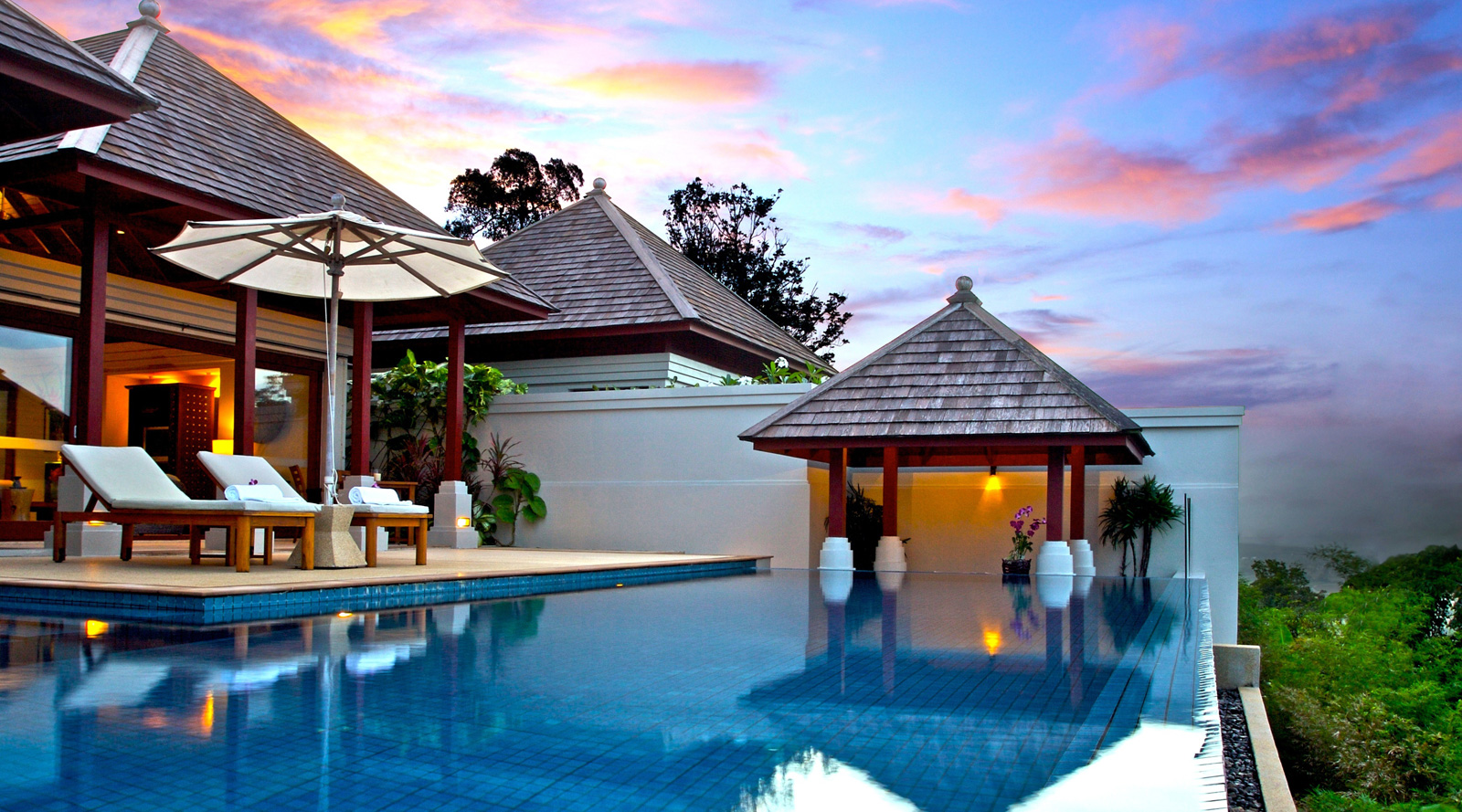 Top wallpapers images dream house for Dream house 3d