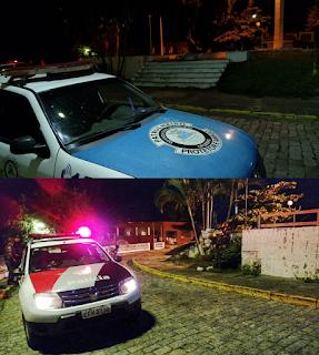 Guarda Civil de Cruzeiro e Polícia Militar fazem operação no Santo Cruzeiro