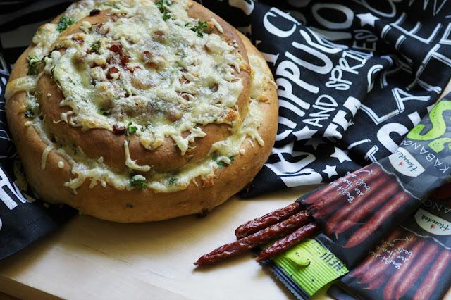 Italienische Pizzaschnecke | Degustabox