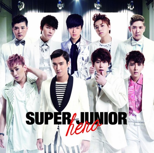 SUPER JUNIOR – Hero-Japanese Ver.- (ITUNES MATCH AAC M4A)