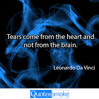 Leonardo Da Vinci Sad Quote