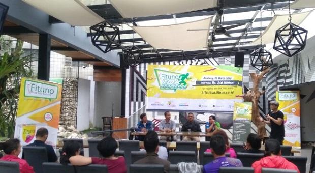 Fituno Bertekad Membuat Lomba Lari 10K Terbaik di Indonesia