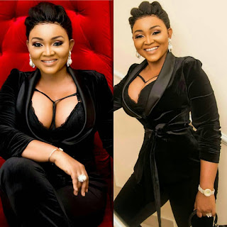 I'm still a  married woman – Actress Mercy Aigbe