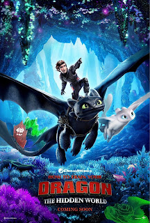 How to Train Your Dragon: The Hidden World - Segundo Poster & Segundo Trailer