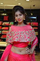 Naziya Khan bfabulous in Pink ghagra Choli at Splurge   Divalicious curtain raiser ~ Exclusive Celebrities Galleries 022.JPG