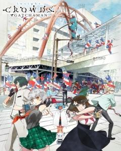 Gatchaman Crowds Insight Episode 9