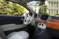 Fiat 500C Anniversario (2017) Interior
