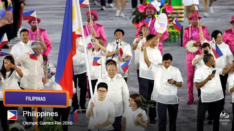 Philippines Rio 2016 Olympics