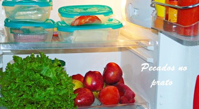 Alimentos que não deve guardar no frigorífico nem levar ao frio