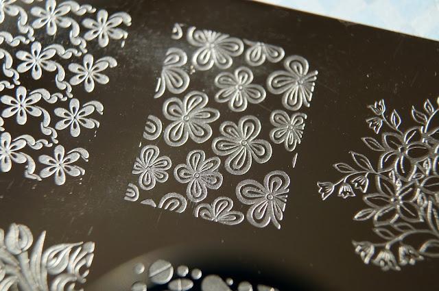 стемпинг Dana stamping plate 2