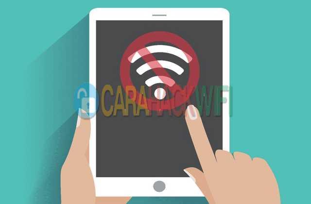 cara connect ke wifi tersembunyi menggunakan komputer