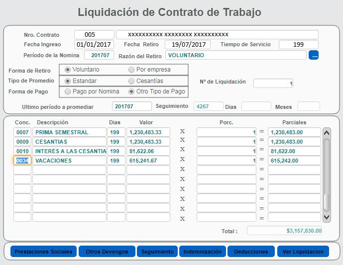 Jsp7 Erp N Mina Liquidaci N De Contratos