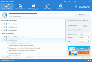 برنامج, Wise ,Disk ,Cleaner, لتنظيف, الهارد, اخر, اصدار