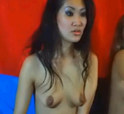 very old saggy tits