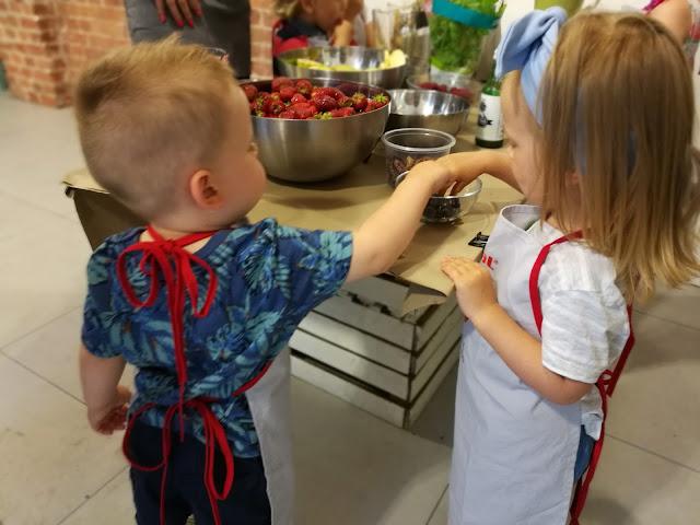 warsztaty z gotowania