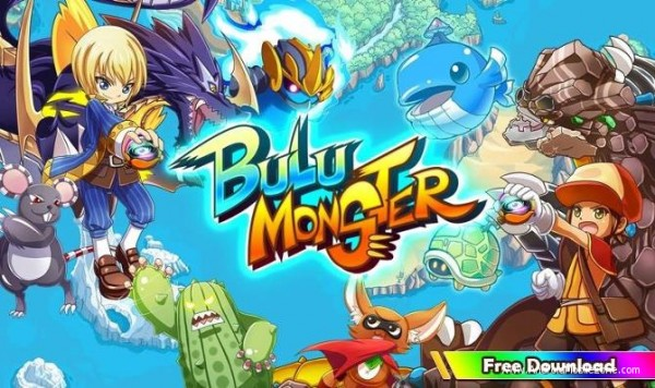 Download Bulu Monster Android Apk Mod Game