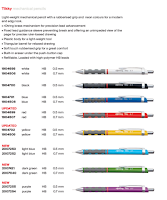 rotring 2017 colors