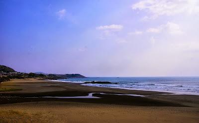 Miyazaki Beach, Kyushu, Japan