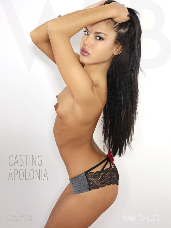 Watch4Beauty - Apolonia - CASTING Apolonia