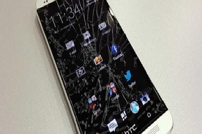 Cách thay màn hình HTC One M7 an toàn nhất