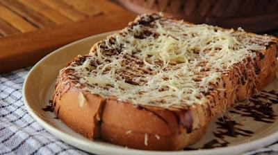 5 Roti Bakar Paling Maknyus di Bandung