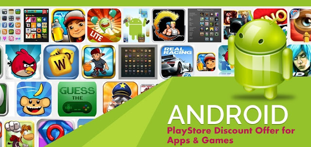 PlayStore Discount Offer Android App & Game : Including Servers Ultimate Pro & Other Top Apps at Cheap Price
