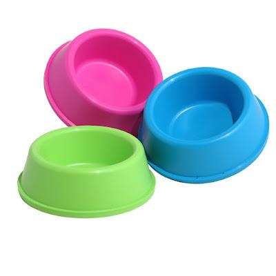 Plastic Pet bowl Singapore