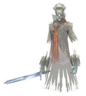 NPC Guard - Ancient Ghost