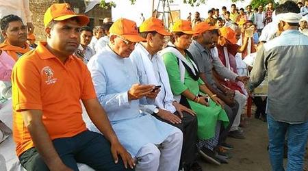 BJP सिंधिया से घबराई, 'चम्बल गौरव यात्रा' बीच में ही बंद कराई