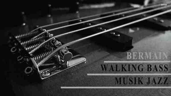 Walking Bass Musik Jazz