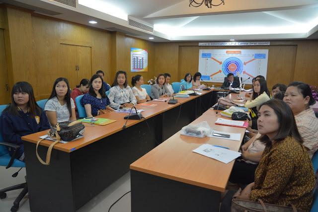 ประชุมชี้แจงแนวทางการดำเนินงานโครงการพัฒนาคุณภาพและมาตรฐานการศึกษา กิจกรรมครูคลังสมอง รอบที่ 3